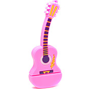 abordables -16gb guitarra USB 2.0 Flash Drive de memoria u palillo azul / negro / color de rosa / marrón (zpk06 / 14/43/44)