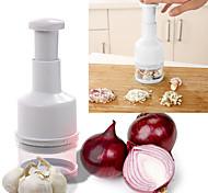 Недорогие -Металл Творческая кухня Гаджет Для овощного Мясорубка