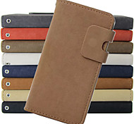 Wallet Style PU Leather Case with and Card Slot for Samsung Galaxy Note 2 Note 3 Note 4 Note 5 edge