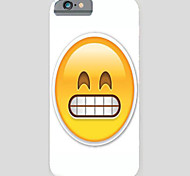 Quecksilber-Expressionsmuster PC Phone Fall stark Fallabdeckung für iphone6 / 6s Plus