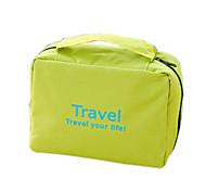Travel Toiletry Bag Cosmetic Bag Cosmetic & Makeup Bag Hanging Toiletry Bag Waterproof Portable Foldable Hanging Multi-function Travel