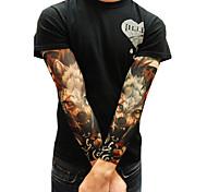 втулки татуировки Desigh 2016 новое прибытие задействуя манжеты митенки ВС воздухопроницаемость эластичный велосипед (12 шт)