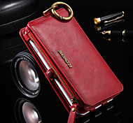 cheap -Case For iPhone 6s Plus iPhone 6 Plus iPhone 6s iPhone 6 iPhone 8 iPhone 8 Plus iPhone 6 iPhone 6 Plus Card Holder Wallet with Stand Full