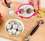 Недорогие -Кухонные принадлежности Нержавеющая сталь Творческая кухня Гаджет Ложка Для фруктов 1шт