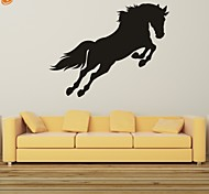 cheap -Abstract Animals Romance Fashion Fantasy Wall Stickers Plane Wall Stickers Decorative Wall Stickers, Vinyl Home Decoration Wall Decal Wall