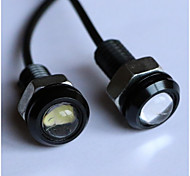 cheap -Light Bulbs W High Performance LED 180lm lm Daytime Running Light Foruniversal All Models All years