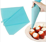 Pastry Bag Silicone 30cm Icing Piping Cream Pastry Bag Cake Decorating Tool