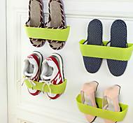 Недорогие -Полки для обуви Пластик сОсобенность является Дорожные , Для Туфли