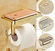 baratos -Jogo de Acessórios para Banheiro Alta qualidade Moderna Liga de Zinco 1conjunto - Banho do hotel