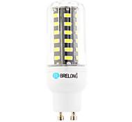 cheap -6W 500 lm GU10 LED Corn Lights T 42 leds SMD Warm White Cold White AC 220-240V