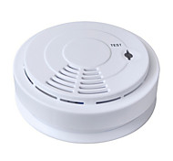 cheap -433MHZ Photoelectric Wireless Fire Smoke Detector Sensor Work Standalone or With Alarm Systems of Supplier 15338