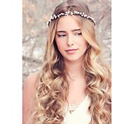 wedding hair accessories bridal headband wedding headpiece bridal Flower crownwoodland headband bridal headpiece