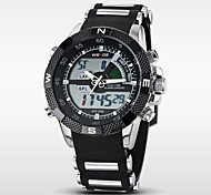 WEIDE® Luxury Brand Military LCD Luminous Analog Digital Date Week Alarm Display Sport Watch Cool Watch Unique Watch Fashion Watch