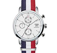SINOBI® Man High Quality Wrist Watches Mens Best Clock Male Famous Full Stainless Steel Clocks Relogio Masculino Reloj Cool Watch Unique Watch