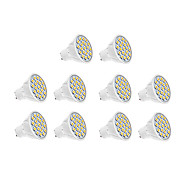 cheap -5W 450-550 lm GU10 LED Spotlight 18 leds SMD 5630 Warm White Cold White AC 220-240V