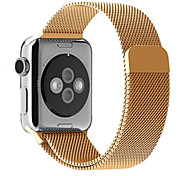 Ver Banda para Apple Watch Series 3 / 2 / 1 Apple Correa de Muñeca Correa Milanesa