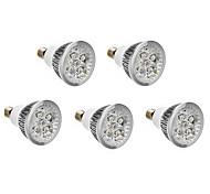 4W E14 LED Spot Lampen Leds Warmes Weiß Kühles Weiß 400-450lm 3500/6000K AC 220-240V
