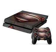 Недорогие -Пластик-Сумки, чехлы и накладки-PS4-PS4