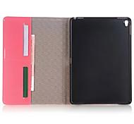 """Недорогие -Уникальный рисунок роскошный дизайн сетки PU кожаный чехол флип чехол для Apple Ipad Mini Pro 9,7 """"планшет с слотом для карт"""