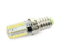 5W E14 Bombillas LED de Mazorca T 80 leds SMD 3014 Blanco Cálido Blanco Fresco 450-500lm 3000-3500/6000-6500K AC 100-240V