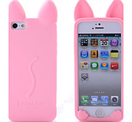 Para iPhone 8 iPhone 8 Plus Funda iPhone 5 Carcasa Funda Antigolpes Cubierta Trasera Funda Dibujo 3D Suave Silicona para iPhone 8 Plus