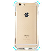 iPhone 7 Plus Second-Generation Airbag Drop All-Inclusive Transparent TPU Phone Case for iPhone 6s 6 Plus