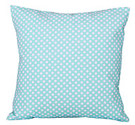 Printed cotton loops cushion cover