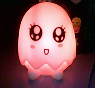 Creative Color-Changing Acrylic Colorful and Charming Eggshell LED Night Light Small Lantern Home Decoration