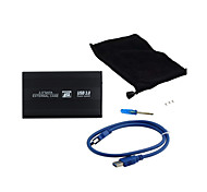 USB 3.0 HDD Hard Drive External Enclosure 2.5 Inch SATA HDD Case Box