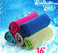 Cooling Towel - Reduces Body Temperature and Helps Beat The Summer Heat - That Is Perfect For Camping, Hiking