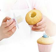 Cucina cupcake corer plunger taglierina torta pasticceria decorazione divisore stampo cucina utensili da forno