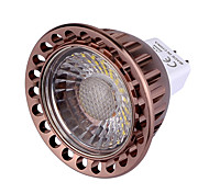 abordables -ywxlight® 7w gu5.3 foco led mr16 1 mazorca 500-700 lm blanco cálido blanco frío regulable dc / ac 12 v 1 unid
