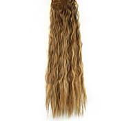 Недорогие -Конские хвостики Искусственные волосы Волосы Наращивание волос Крупные кудри