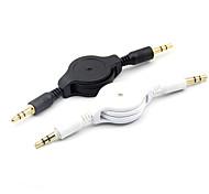 Недорогие -3,5 между мужчинами выдвижной вспомогательного аудио кабеля