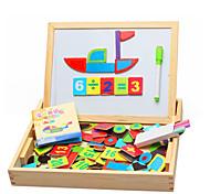 Магнитные игрушки Куски 8*5*3 М.М. Магнитные игрушки Обучающая игрушка Исполнительные игрушки головоломка Куб Для получения подарка
