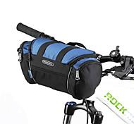 ROSWHEEL Bike BagBike Handlebar Bag Shoulder Bag Waterproof Zipper Moistureproof Shockproof Wearable Bicycle Bag PVC 600D PolyesterCycle