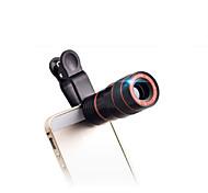 Недорогие -8X18 Монокль Компактный размер Наблюдение за птицами Общего назначения Сотовый телефон BAK4 Полное многослойное покрытие 250/1000