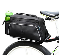ROSWHEEL Bike Bag 10LPanniers & Rack Trunk Bike Trunk Bags Waterproof Wearable Shockproof Bicycle Bag Cloth Polyester PVC Terylene Cycle