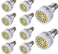 2W E14 LED Spot Lampen T 24 Leds SMD 2835 Dekorativ Warmes Weiß Kühles Weiß 150-200lm 3000/6000K AC 220-240V