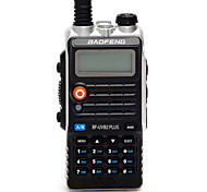 cheap -BAOFENG BF-UVB2 PLUS Walkie Talkie Handheld Digital Voice Prompt Dual Band Dual Display Dual Standby CTCSS/CDCSS LCD Display FM Radio