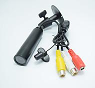 420TVL цвета мини камера объектив 3.6mm внутренний микрофон CCTV камеры поддержки безопасности