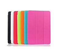 Для Кейс для  Samsung Galaxy со стендом / С функцией автовывода из режима сна / Флип / Оригами Кейс для Чехол Кейс для Один цвет