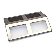 baratos -energia solar 4 LED SMD doca pathway estrada etapa segurança marcador luzes de sinalização