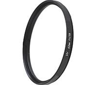EMOBLITZ 62mm UV ultravioleta filtro protector de lente negro