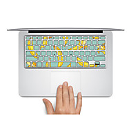 "Keyboard Decal Laptop Sticker Banana for MacBook Air 13"" MacBook Pro Retina 13'/15"" MacBook Pro 15"" MacBook Pro 17"