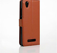 The Embossed Card Support Protective Cover For ZTE Blade A452 Mobile Phone