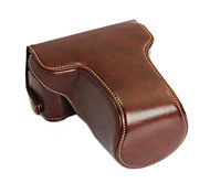 New XA3 Camera Case(Crazy Horse Leather)for FujiFilm XA3 Mini DSLR Camera (Black/Brown/Coffee)