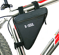 cheap -B-SOUL Bike Frame Bag / Triangle Frame Bag Bike Bag Polyester / PVC(PolyVinyl Chloride) / Terylene Bicycle Bag Cycle Bag Cycling / Bike