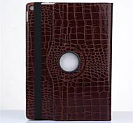 cheap -New OST Luxury Crocodile Grain Style Rotating Stand PU Leather Case Protective Cover For Apple iPad Mini 4