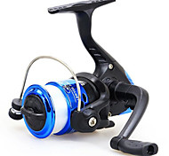 cheap -Baitcasting Reel 5.1:1 Gear Ratio+12 Ball Bearings Hand Orientation Exchangable Sea Fishing Bait Casting Freshwater Fishing - Baitcast